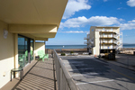 Ocean view 1 bedroom condo rental perfect for couples just steps to the beach