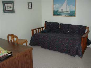 third bedroom and/or den