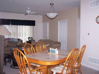 dining living area