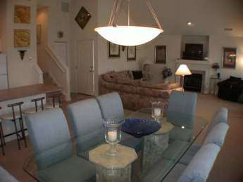 dining living areas