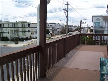 porch view south