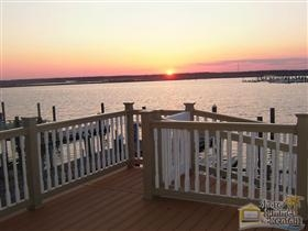 Sunset-new Decking And Railing
