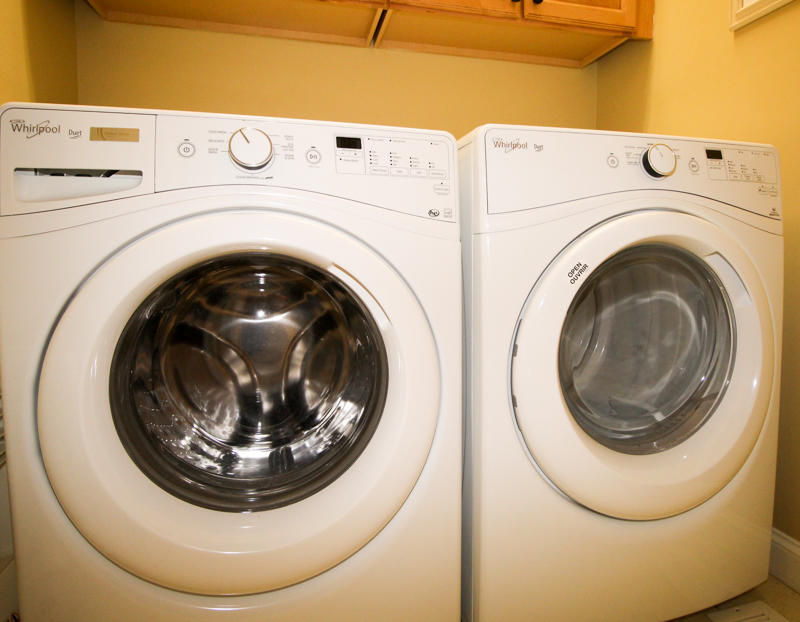 1st Floor Washer/Dryer