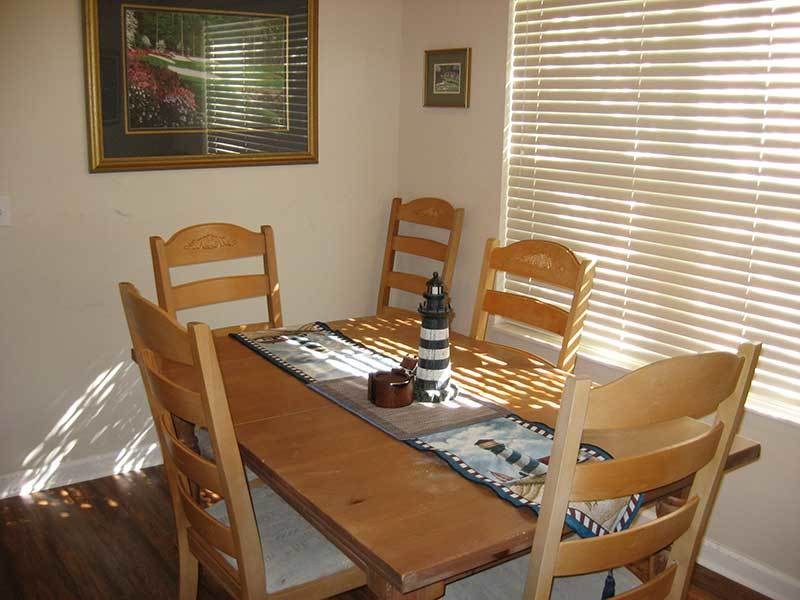 DINING AREA JUST OFF OF LIVING AREA