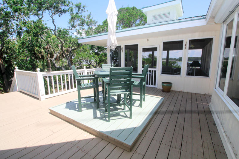 Table on Deck