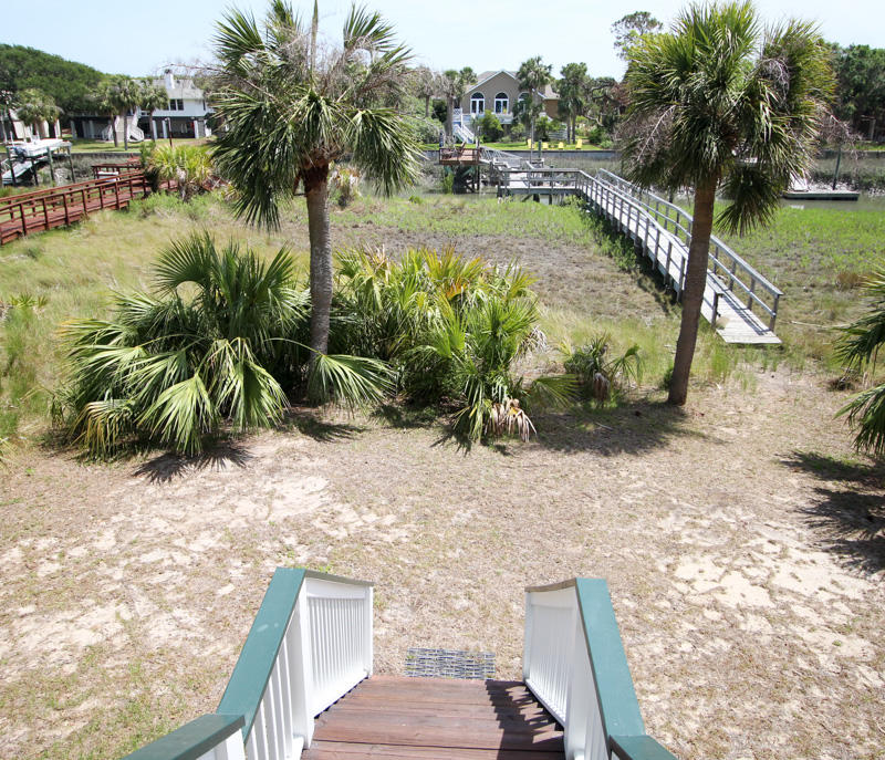 Back Houses For Rent: 83 Ocean Creek Boulevard: Fripp Island 4 Bedroom 3 Full