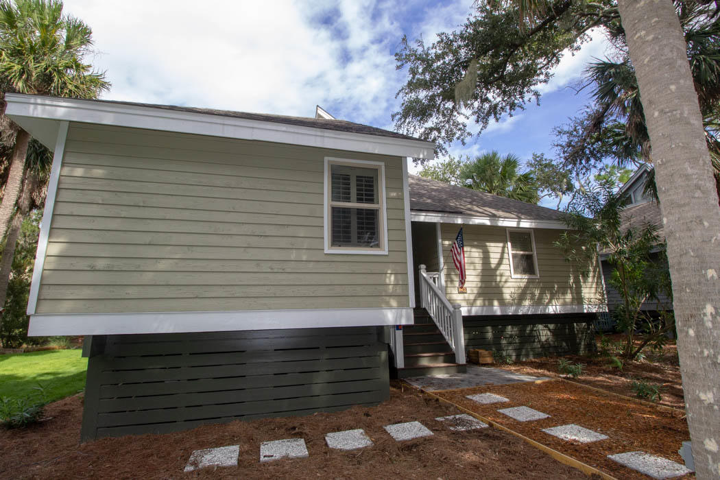 239 Deerfield Court Fripp Island 3 Bedroom 2 Full Bathroom Home