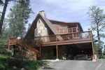 Alpine Mountain Chalet Ruidoso New Mexico Destiny Luxury Rentals