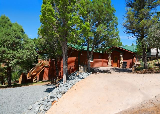Clearview Cabin Ruidoso 6 Bedroom 4 Full Bathroom Place To