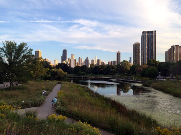 2 bedroom vacation rental in Lincoln Park Chicago