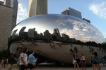 Visit the Bean and stay in our Chicago Vacation Rental