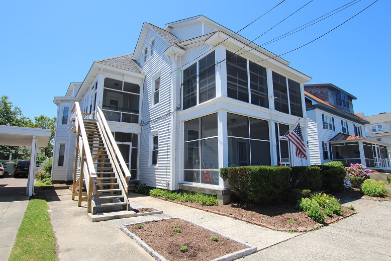 Rehoboth Beach Vacation Rental Apartment 10c Hickamn