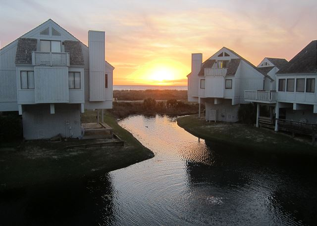 Ocean View villa with 3 bedrooms on Bald Head Island