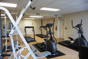 Addtional View of Fitness Center