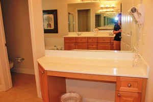 Addtional View of Master Bath w/ Vanity Area