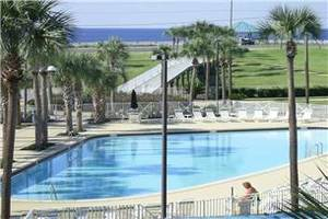 Pool and Beach Access