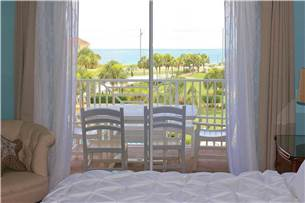 Gorgeous view from master bedroom