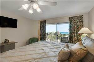 Master Bedroom with Great Gulf View