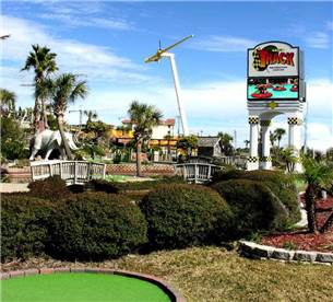 Two Free Rounds of Miniature Golf Each Day