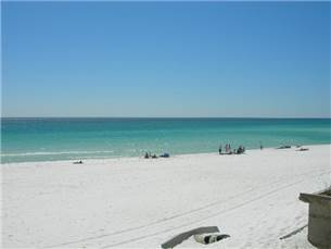 Gorgeous White Sand and Emerald Waters