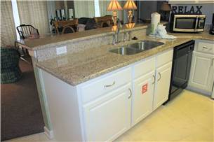 Jan 2017 new granite countertops