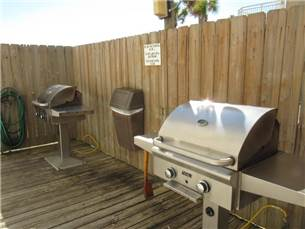 Gulf Front Barbecue Grills