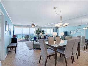Overview of Living Dining Area