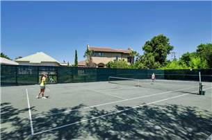 Professionally Managed Clay Rubico Courts