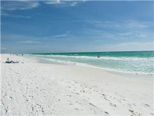 Sugar White Sand and Emerald Green Water!