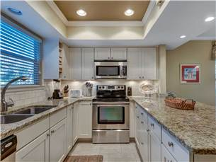 Granite Counter tops, New Appliances, and new Cabinetry