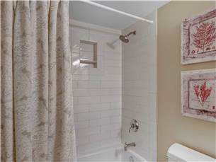 Updated Shower and Tub in Guest Bath