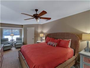 Relaxing Master Bedroom with King Bed