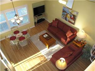 Overview of Living Room