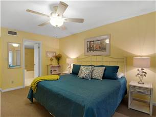 Master Bedroom with King Bed 1