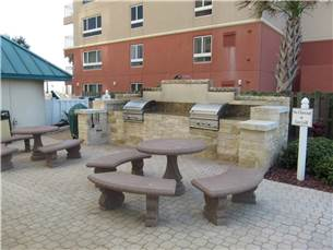 BBQ Grilling Areas