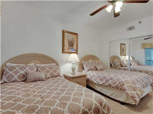 Two Double Bedds