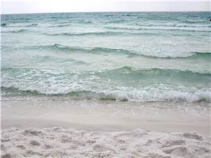 Sugar White Sand and Emerald Waters of Destin