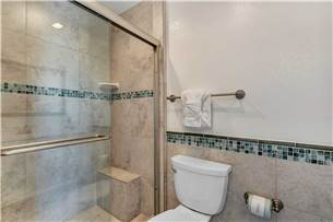 Guest Bathroom #1 on 1st Floor with Stand Alone Shower