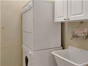 Laundry Room on 1st Floor
