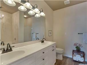 Large Master Bathroom on 3rd Floor
