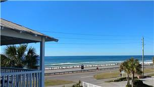 Gorgeous Gulf views from the balcony