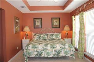 2nd Floor Master Bedroom with King