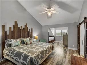 Loft Bedroom with King Located on 3rd Floor
