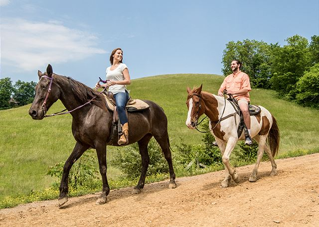 Passport to Paradise Five Oaks Riding Stables Enjoy one free adult admission per unit, per paid night stay, with reservations made no more than 48 hours in advance. Reservation required. Noncumulative and nontransferable. Unused admissions expire daily. A