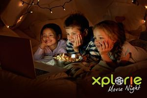 Don't miss a moment of the best that Hollywood has to offer with the latest releases available at our Xplorie Movie Night kiosk! Enjoy access to award winning films, family favorites and the most current hits every day of your stay. Only two movies can be