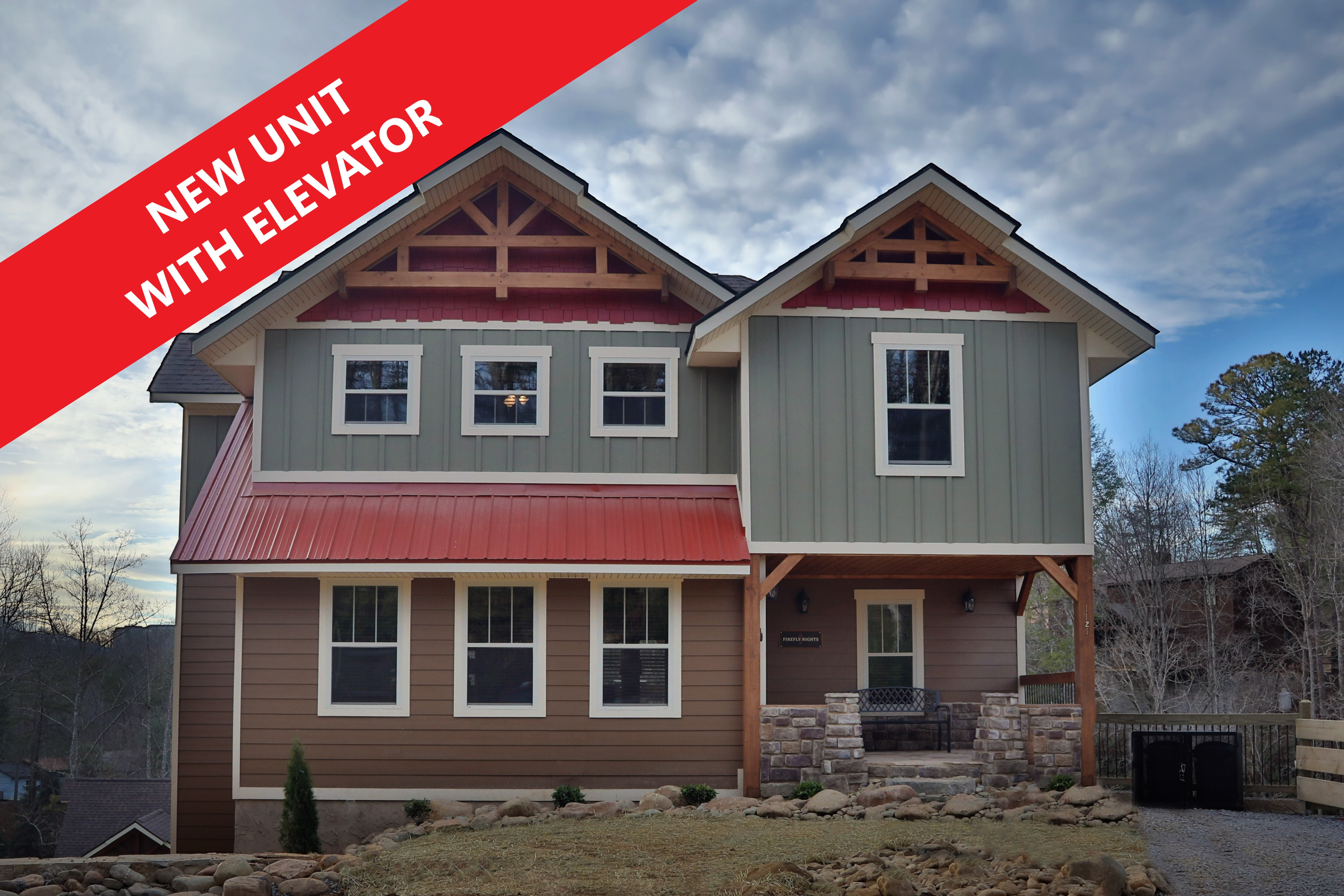 Firefly Nights Family House To Rent On Vacation 5 Bedroom Sleeps 12 Gatlinburg Tennessee 133247 Find Rentals