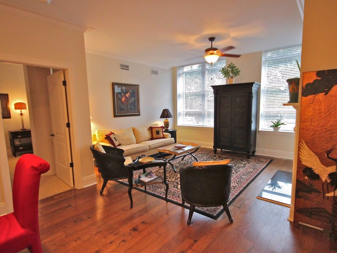 Savannah vacation rental in the heart of downtown
