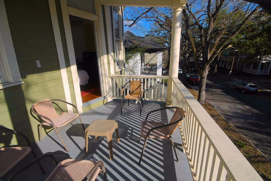 Vacation home for rent in Savannah