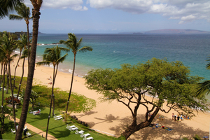 Ocean view Maui vacation rental with 1 bedroom
