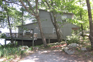 Boulder Bungalow Rising Fawn Georgia Chattanooga Vacation Rentals